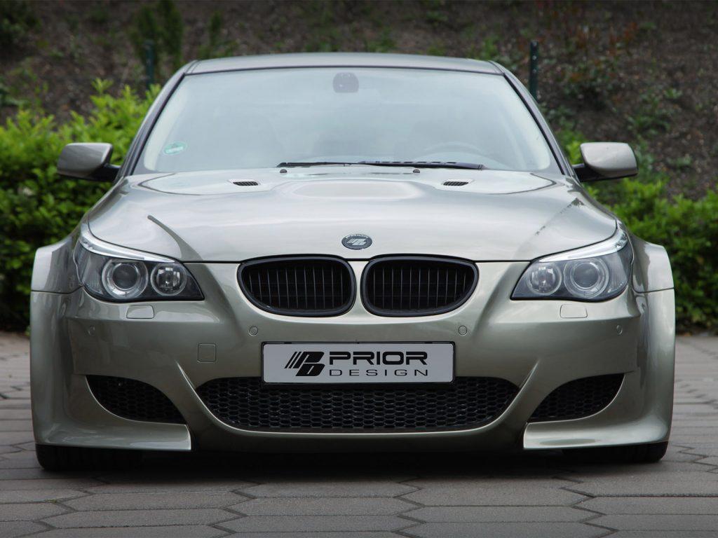 2012 Prior Design - Bmw Serie 5 E60