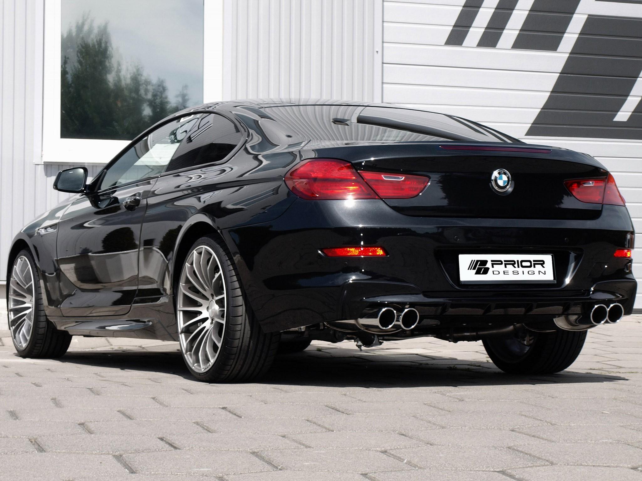2012 Prior Design - Bmw Serie 6 PD6 F12