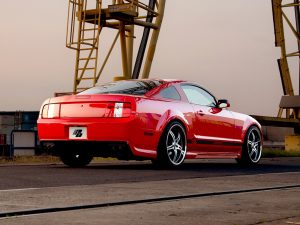 2012 Prior Design - Ford Mustang