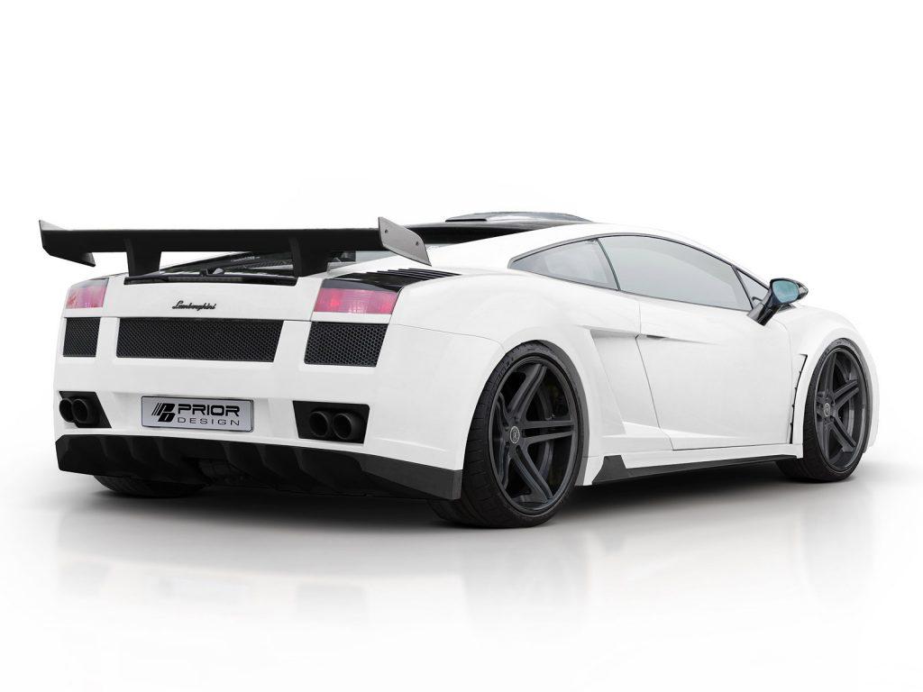 2012 Prior Design - Lamborghini Gallardo l800