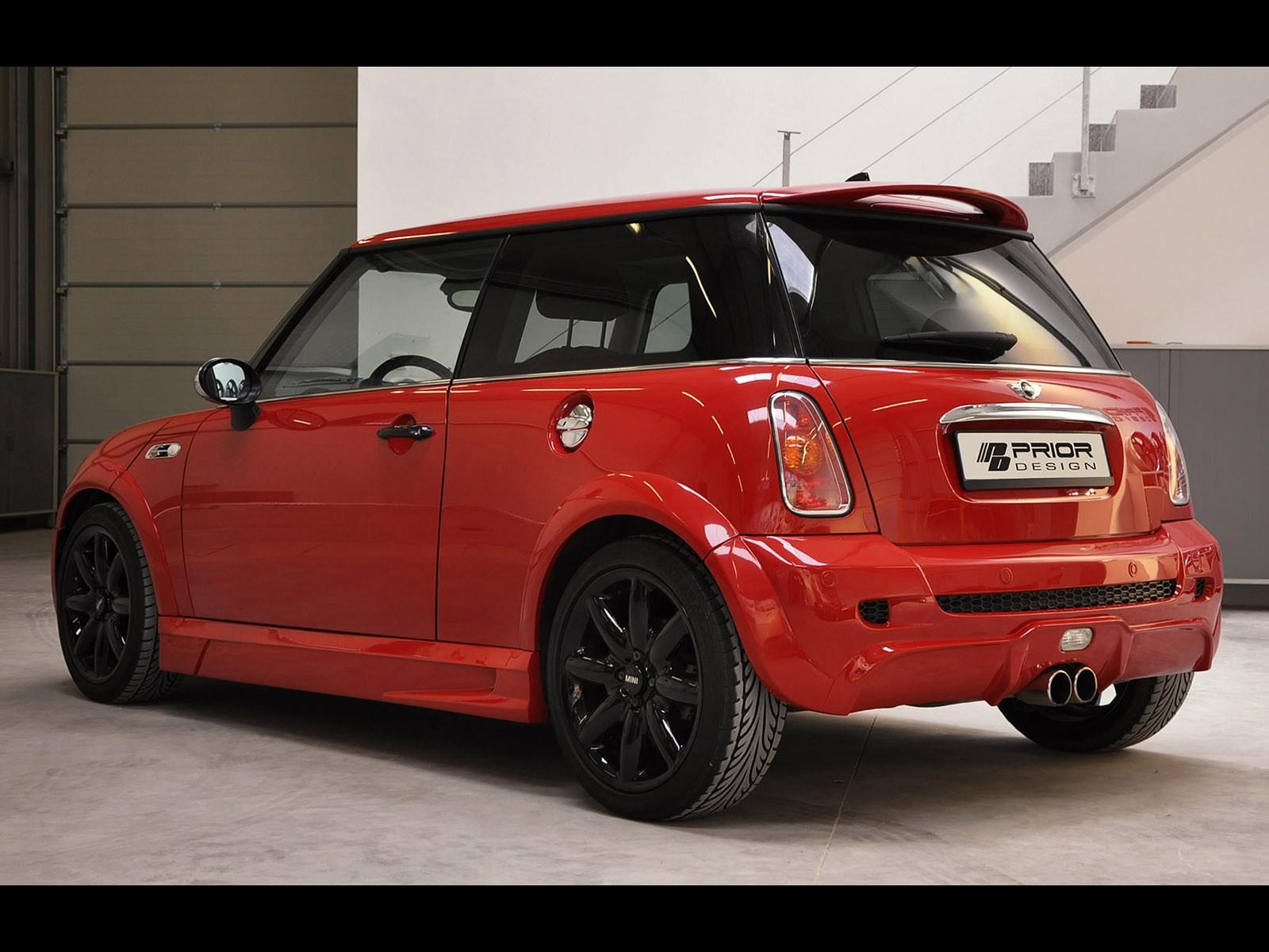 2012 Prior Design - Mini Cooper S Bodykit