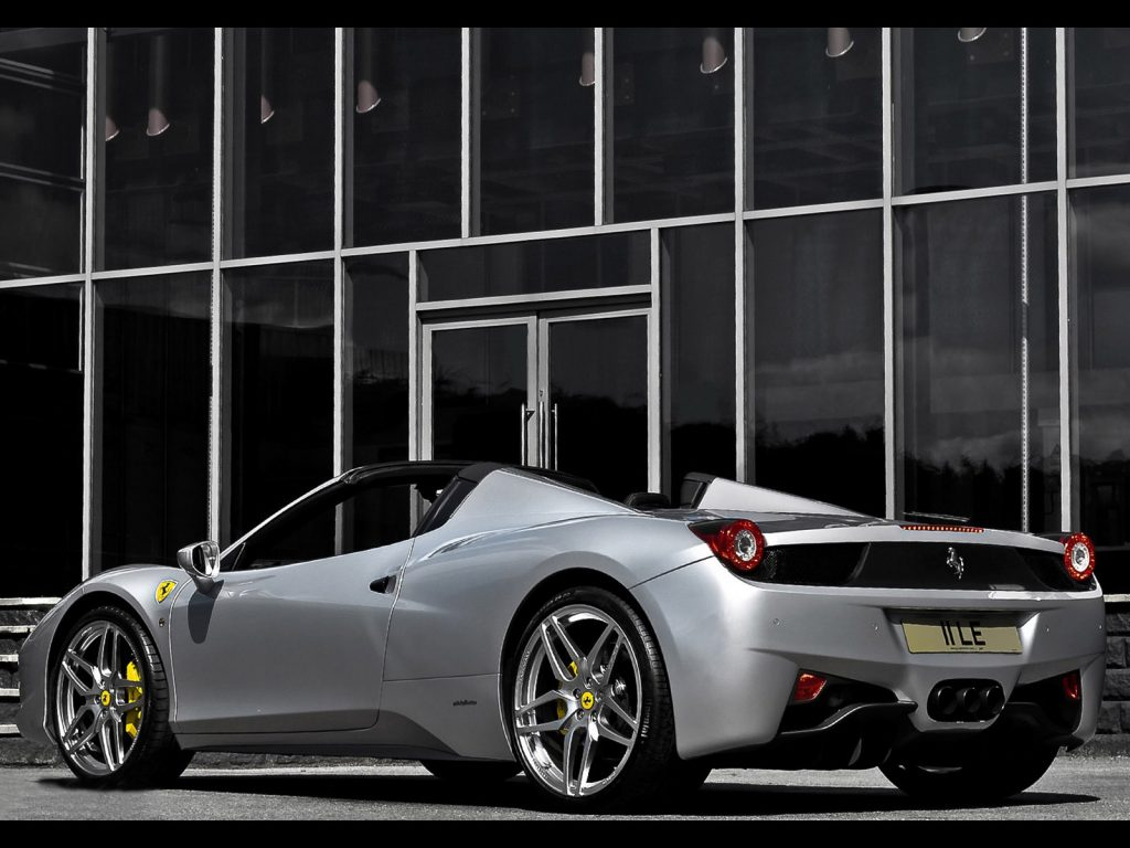 2012 Project Kahn Ferrari 458 Spider