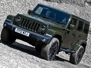 2012 Project Kahn Jeep CJ 300 Expedition