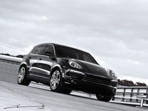 2012 Project Kahn Porsche Cayenne Wide Track Edition