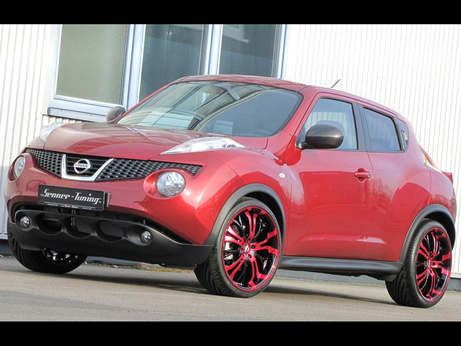 2012 Senner Nissan Juke YF15