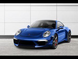 2012 Topcar Porsche Carrera 4-and 4s 991