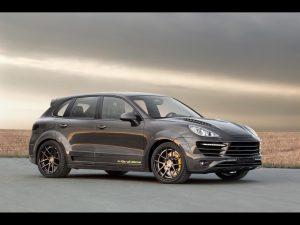 2012 Topcar Porsche Cayenne Vantage 2