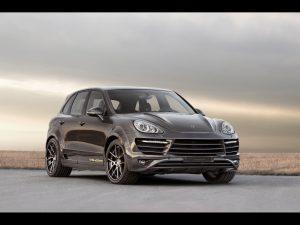 2012 Topcar Porsche Cayenne Vantage 2 Carbon Edition