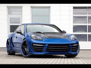 2012 Topcar Porsche Panamera Stingray GTR