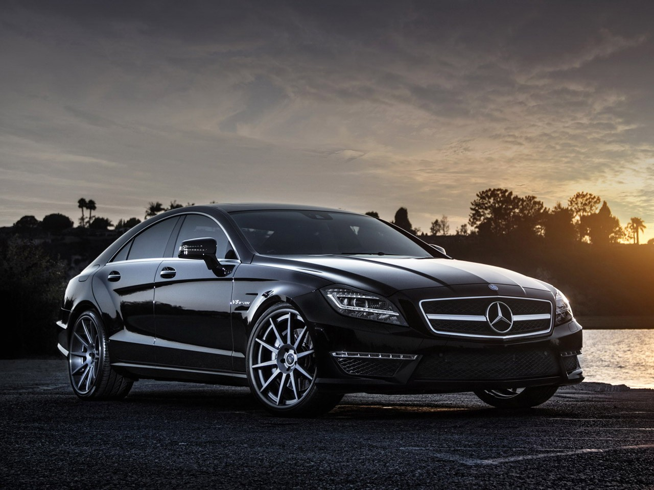 2012 Vorsteiner - Mercedes CLS VS 360