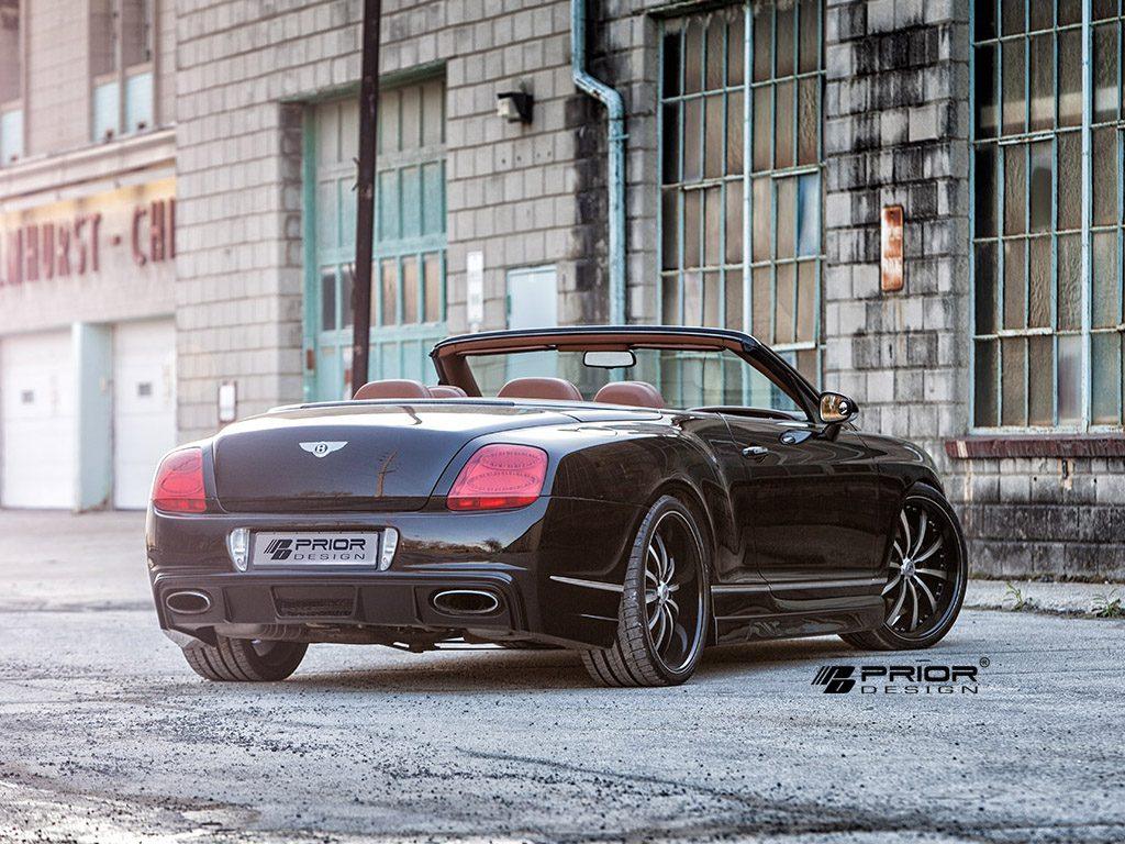 2013 Prior Design - Bentley Continental GTC