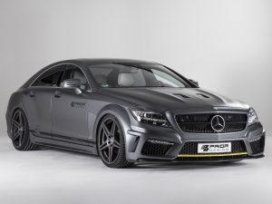 2013 Prior Design - Mercedes CLS PD550 Black Edition