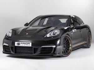 2013 Prior Design - Porsche Panamera Prior600