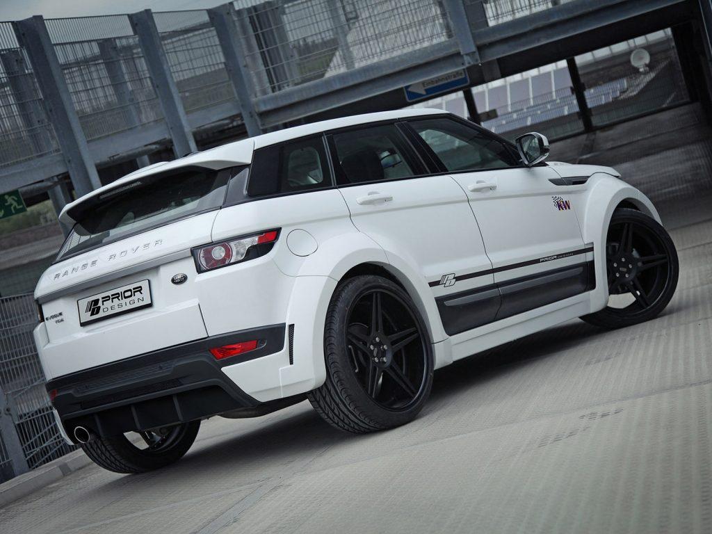 2013 Prior Design - Range Rover Evoque PD650