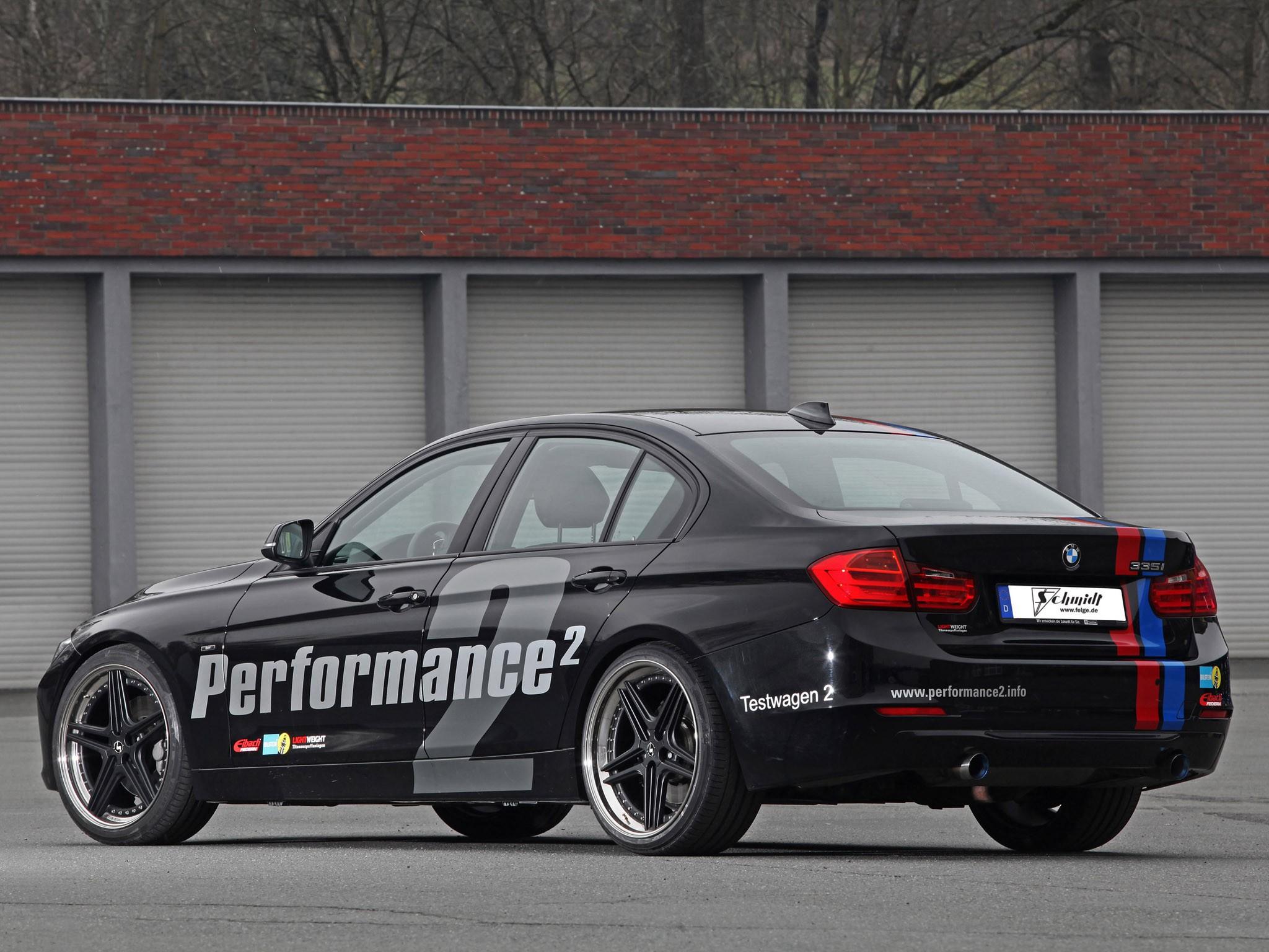 Bmw Series 3 335i F30 (2013) - Schmidt Revolution