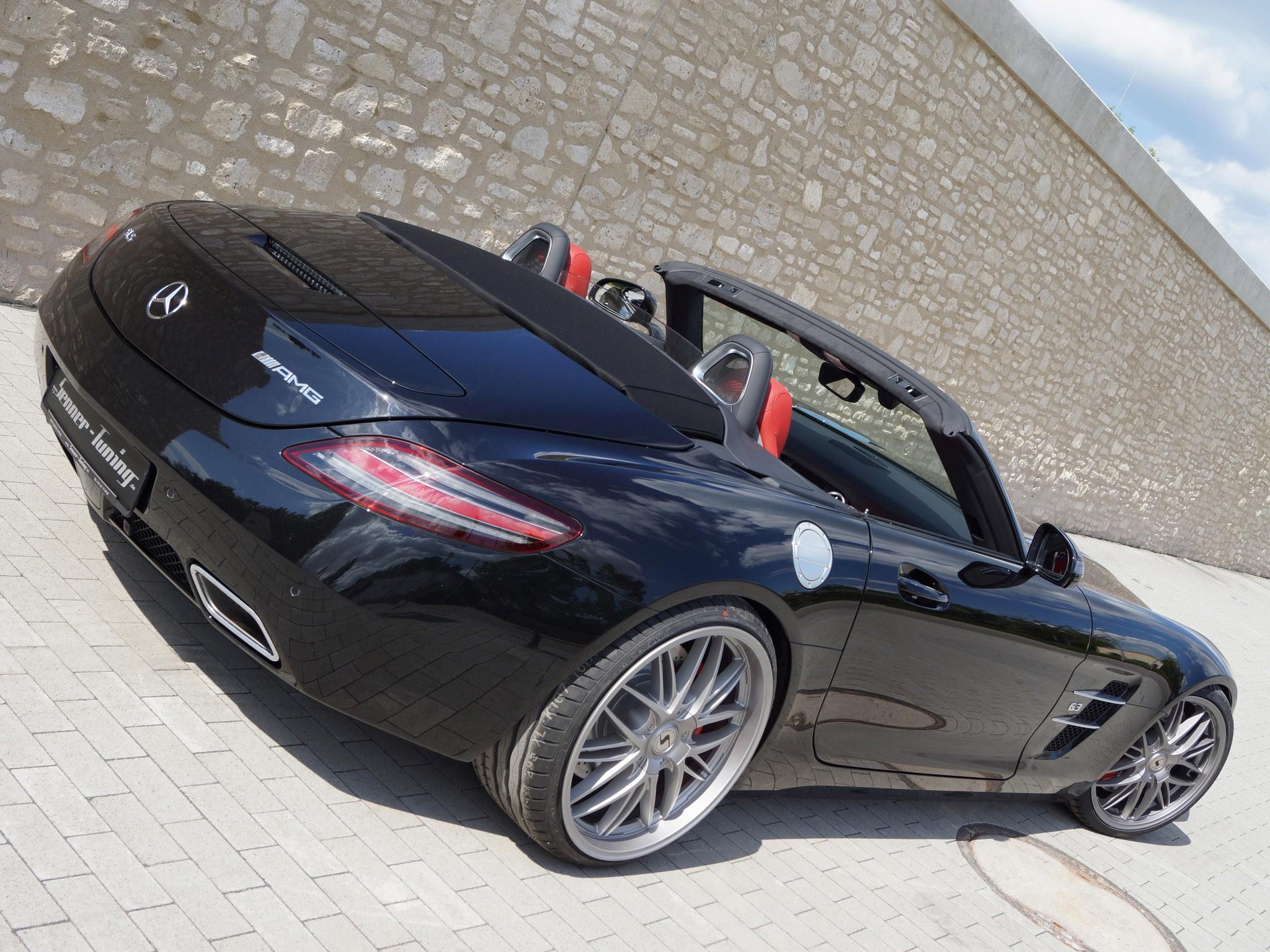 2013 Senner Mercedes SLS63 AMG Roadster