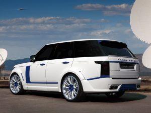 2013 Topcar Lumma Range Rover CLR R L405