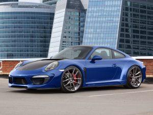 2013 Topcar Porsche 911 Carrera Stinger