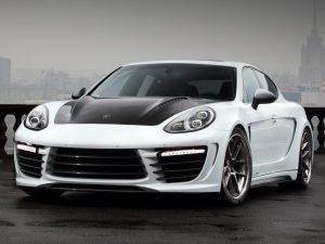 2013 Topcar Porsche Panamera Stingray GTR
