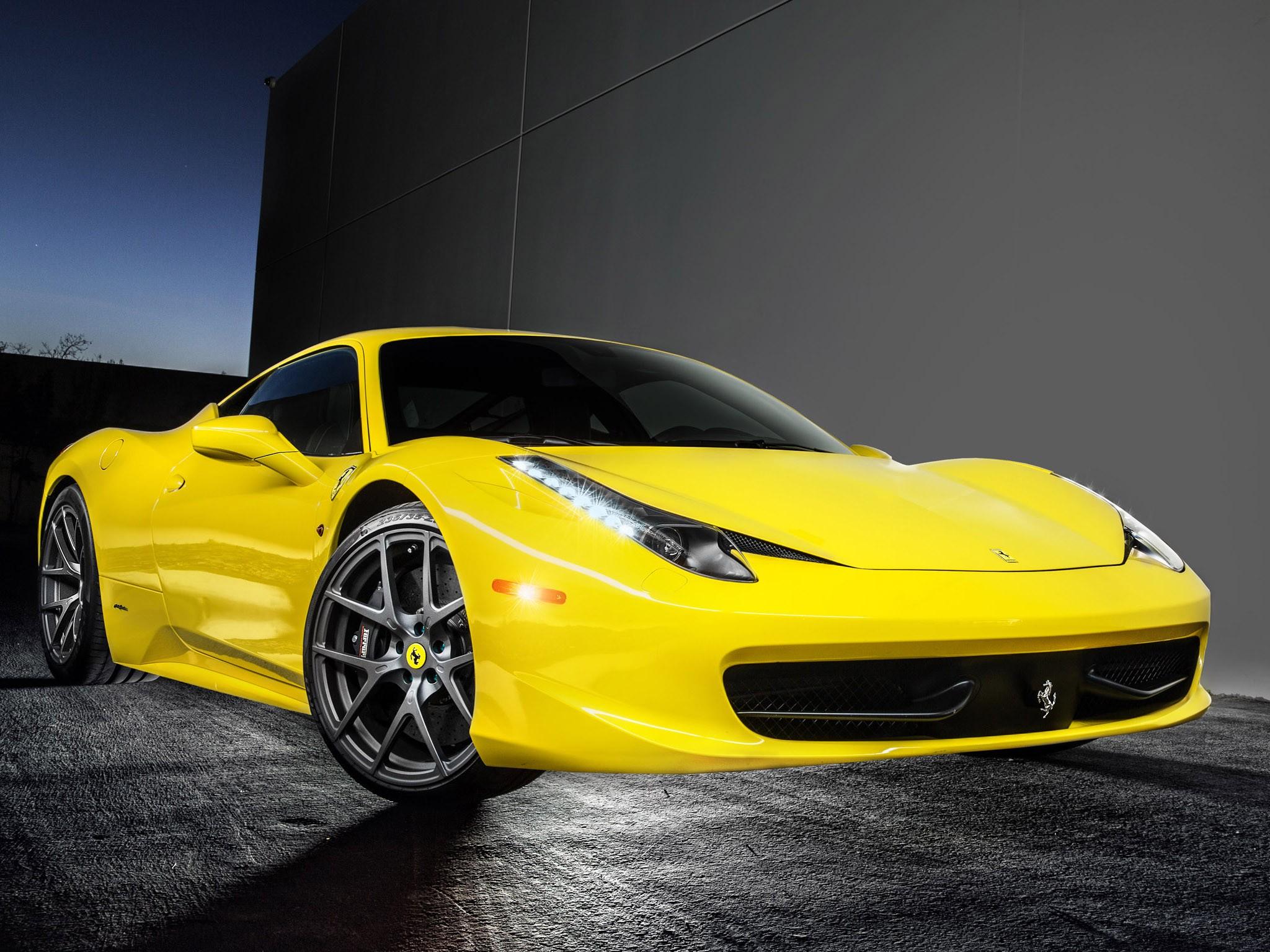 Vorsteiner 2013 - Ferrari 458 Italia