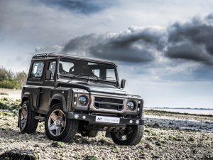 2014 Project Kahn Land Rover Defender SW 90
