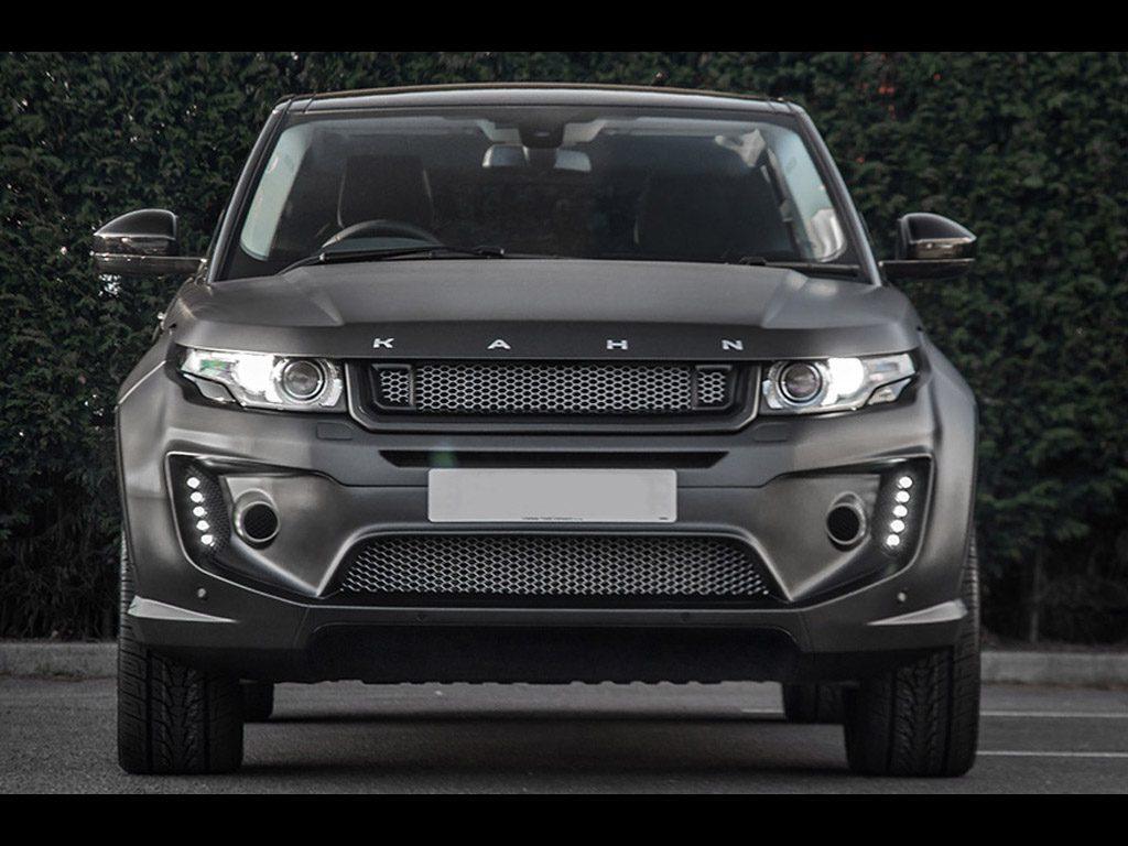 2014 Project Kahn Range Rover Evoque RS Sport