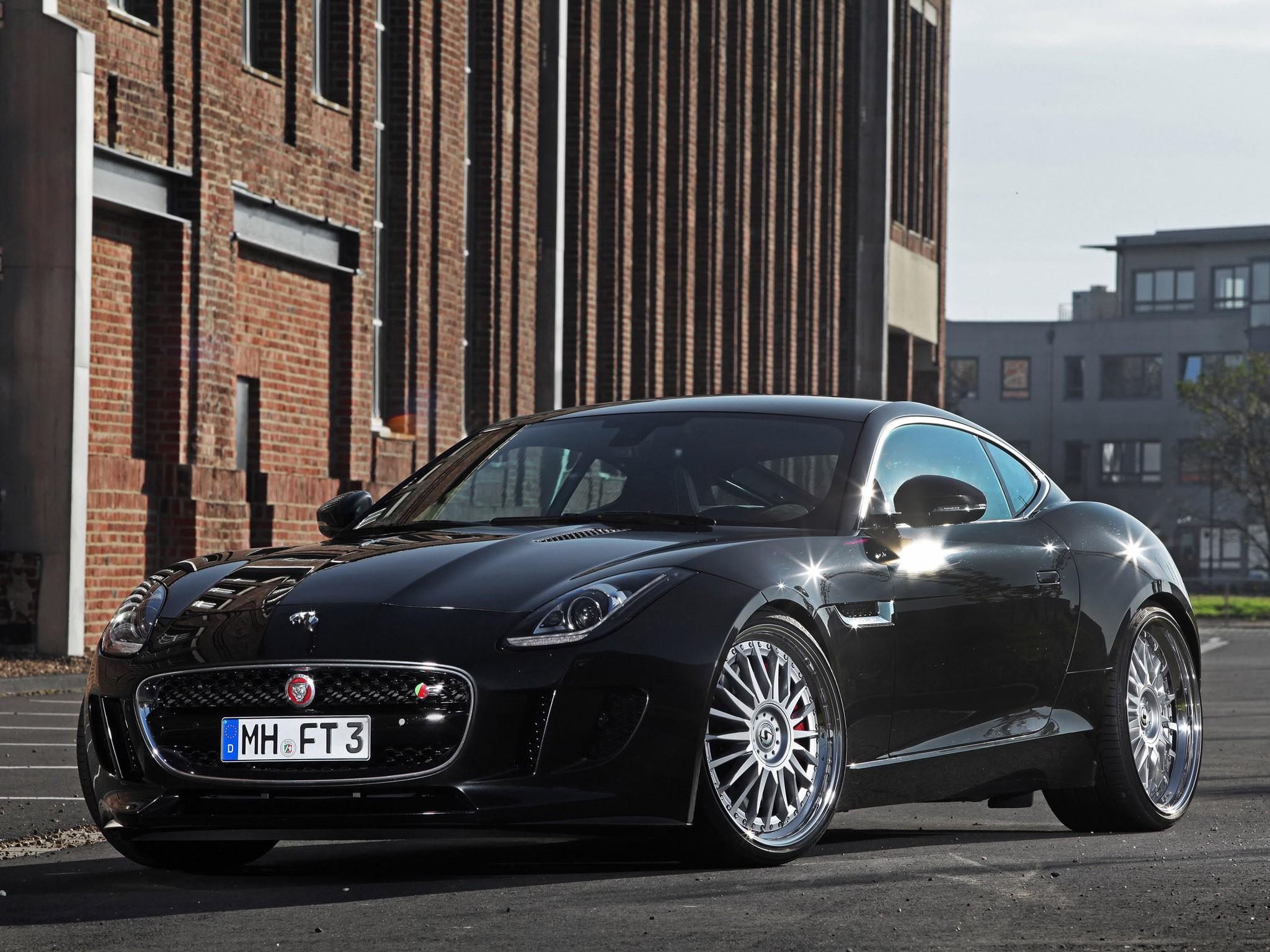 2014 Schmidt Revolution Jaguar F-Type Coupe