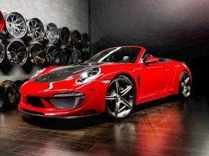 2014 Topcar Porsche 911 Carrera Stinger Cabriolet 991