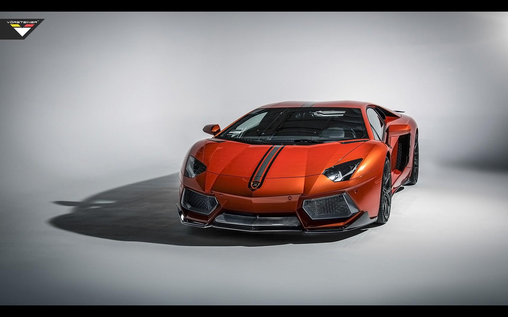 2014 Vorsteiner - Lamborghini Aventador V LP740