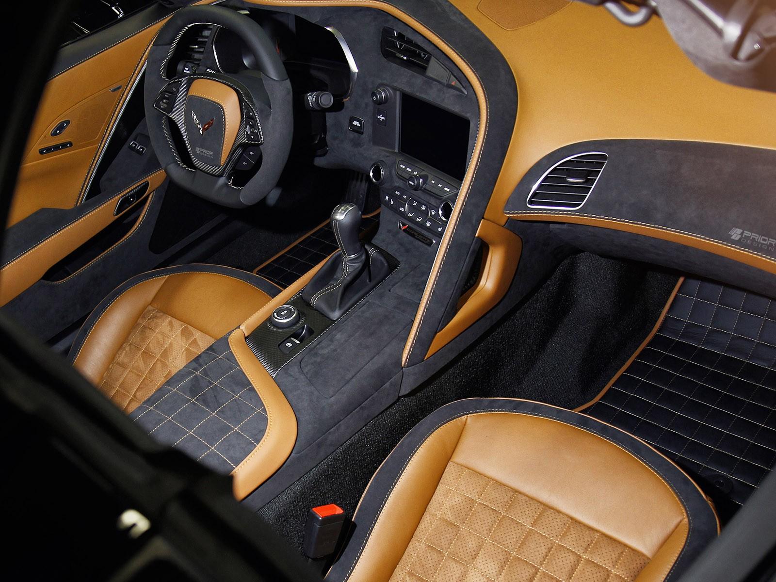 2015 Chevrolet Corvette Stingray Coupe C7 PDR700 by Prior Design