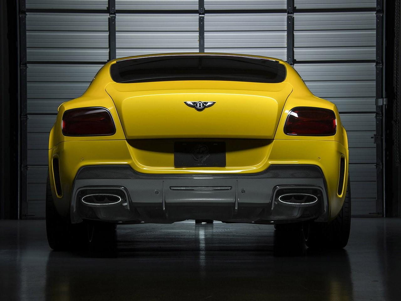 2015 Vorsteiner - Bentley Continental GT BR10 RS