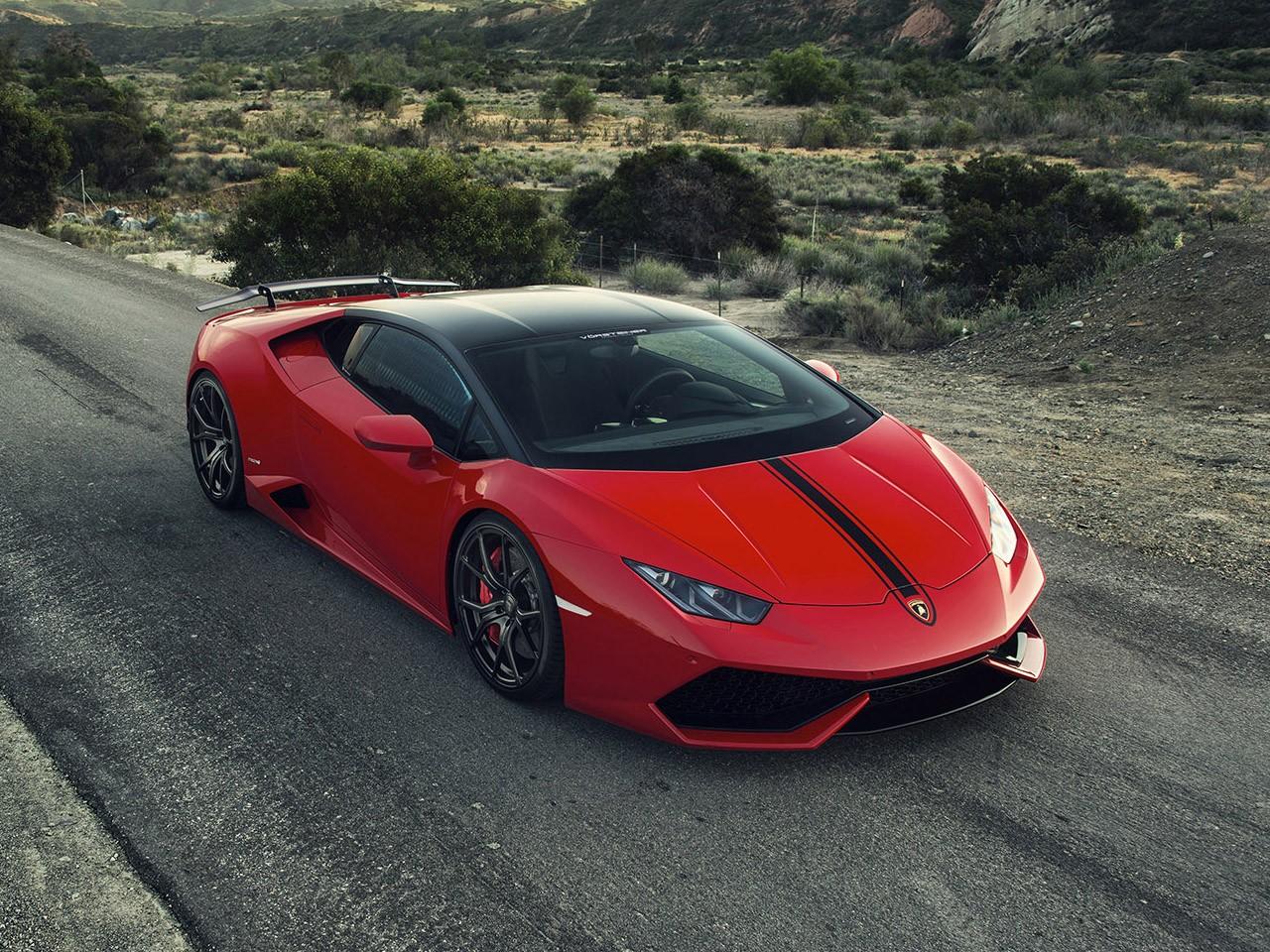 Lamborghini Huracan Verona Edizione 2015 - Vorsteiner
