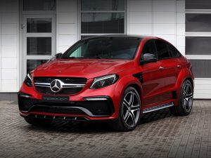 2016 Topcar Mercedes GLE Coupe Inferno C292