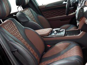 2016 Topcar Mercedes GLE Inferno W166