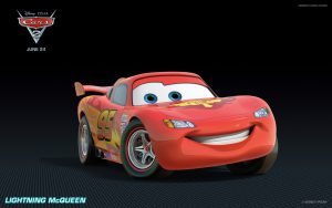 Flash McQueen - cars