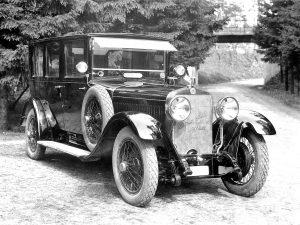 1924-25 Hispano Suiza Skoda H6