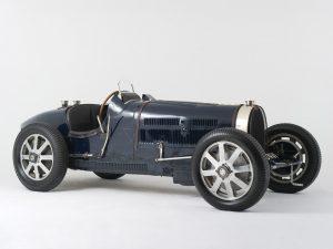 Bugatti Type 51 GP Racing Car 1931