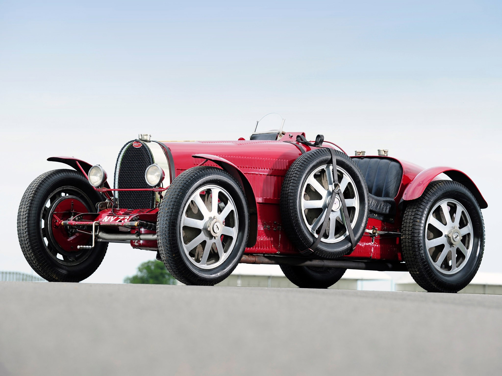 Bugatti Type 51 Grand Prix Lord Raglan (1933)