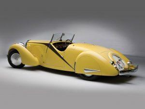 Bugatti Type 57 Roadster Worblaufen (1937)