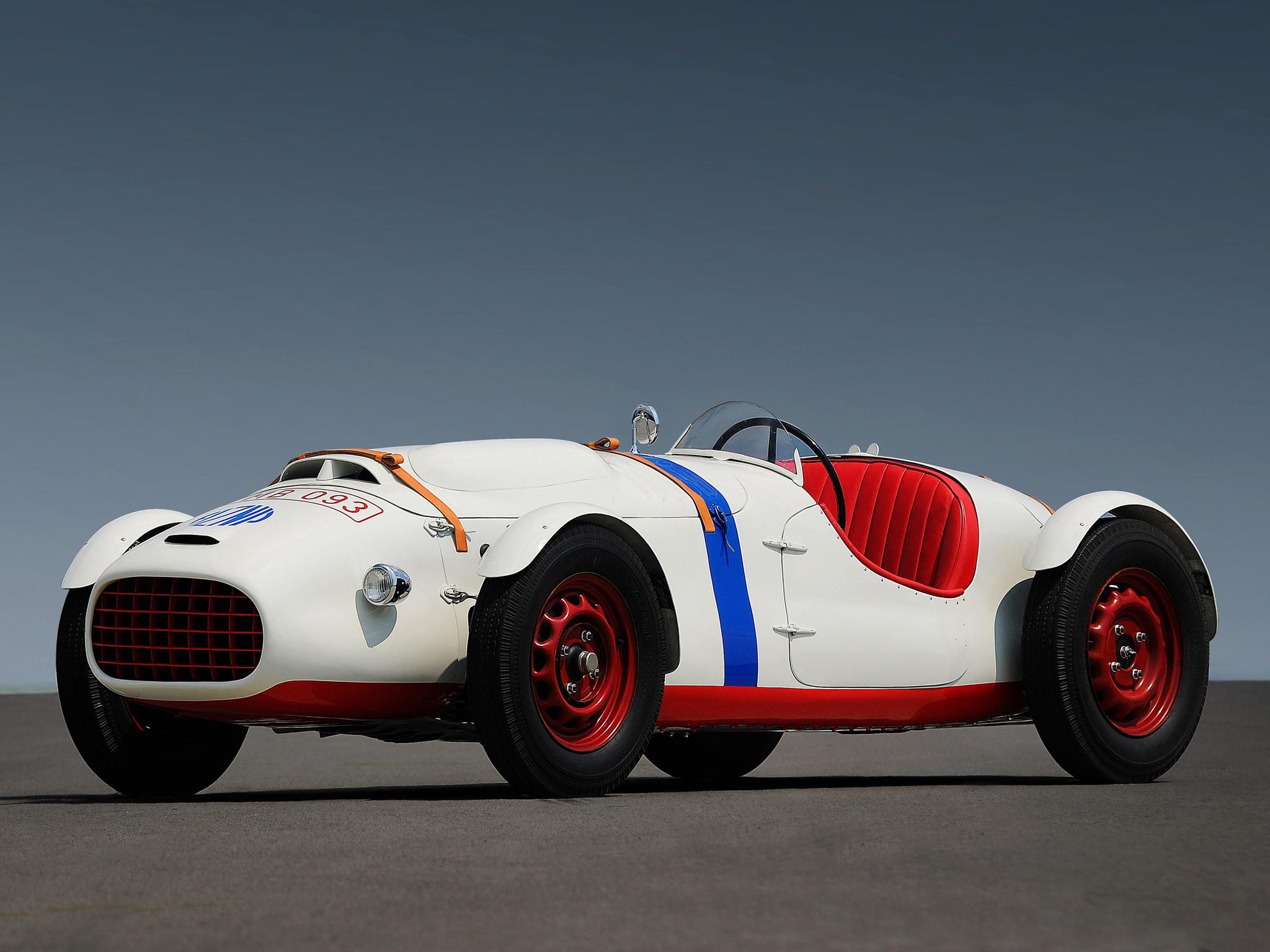 1950 Skoda 966 Super Sport