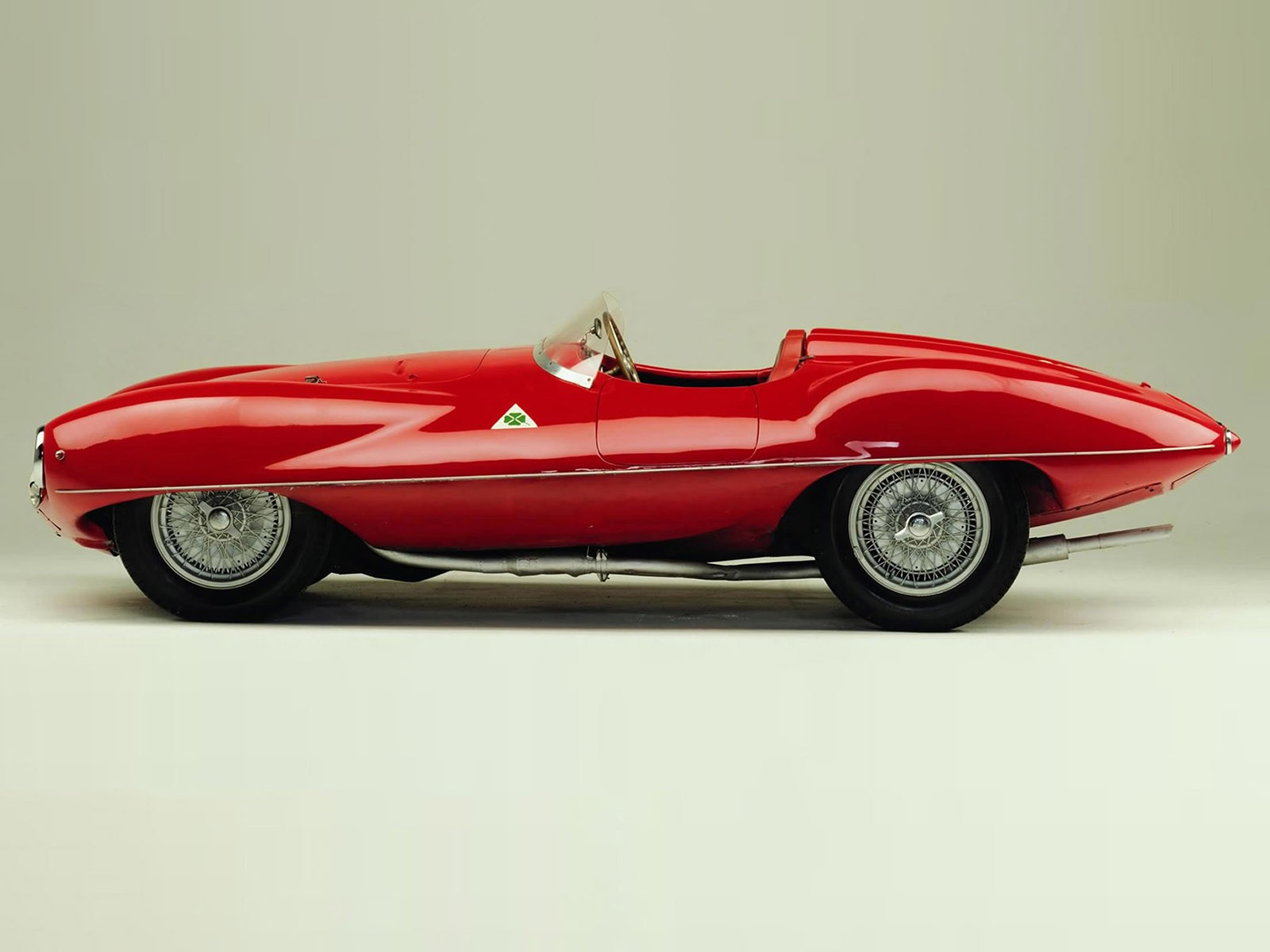 1952 Alfa-Romeo 1900 C52 Disco Volante Spider
