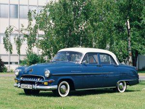 1953 a 55 Opel Kapitan