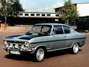 1965 a 1973 Opel Kadett B