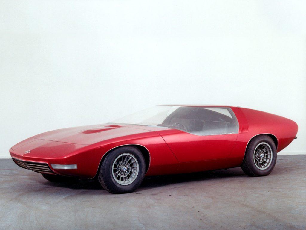 1969 Opel CD Concept