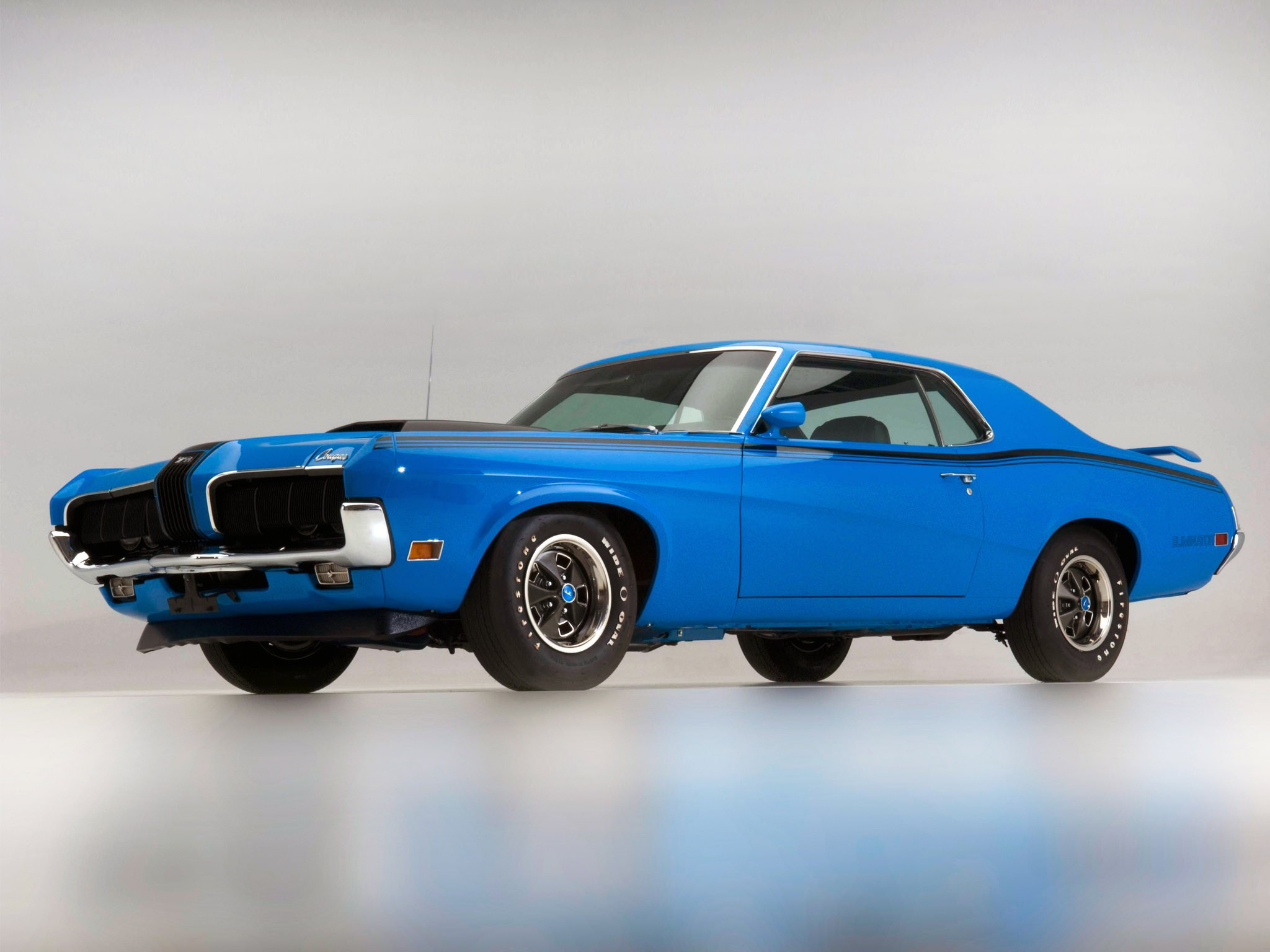 1970 Lincoln Mercury Cougar Eliminator 428 Super Cobra Jet