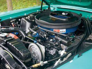 1970 Lincoln Mercury Cougar Eliminator 428 Super Cobra Jet