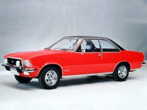 1972 a 1977 Opel Commodore B