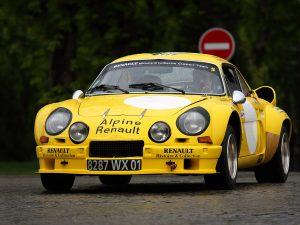1973-77 Alpine A110 1800 Group 4