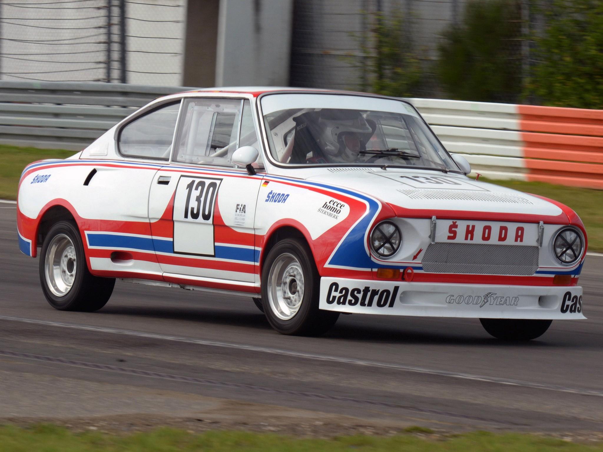 1975 Skoda 130 RS Type 735