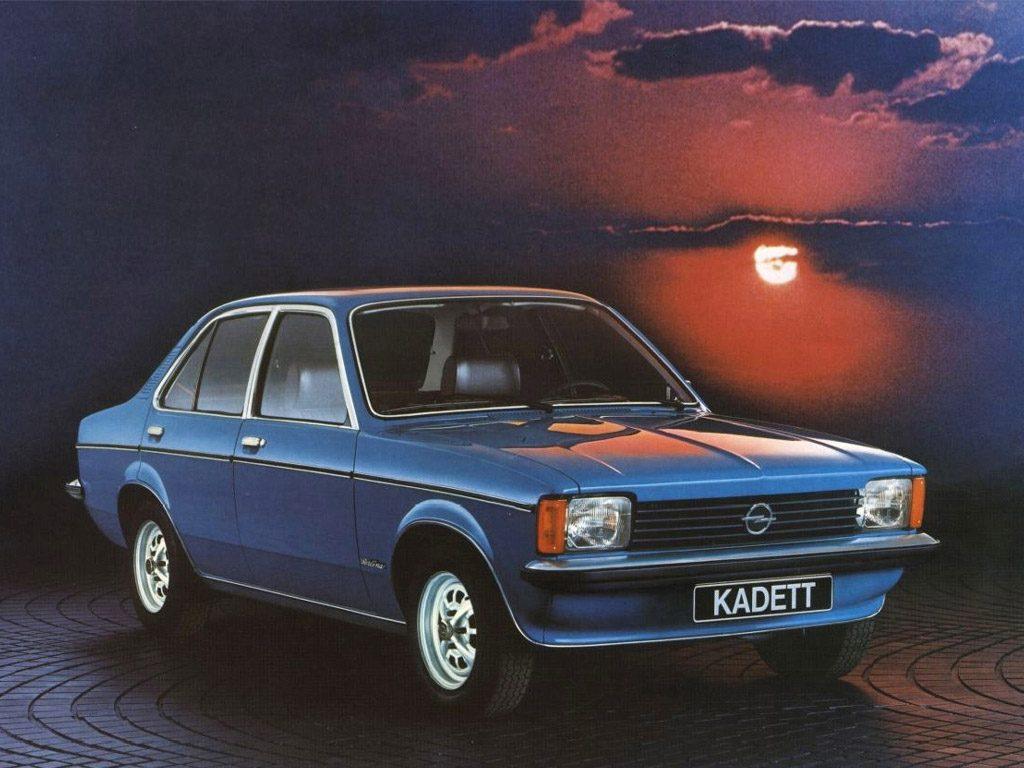 1977 a 79 Opel Kadett 4 Portes Sedan C